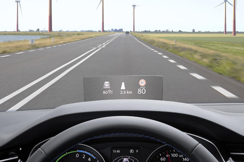 Head-up-Displays der nächsten Generation
