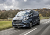 Ford Transit Custom in frischem Gewand