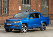 VW Amarok gewinnt Pick-up Award 2018