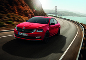 Skoda Octavia im Sport-Dress