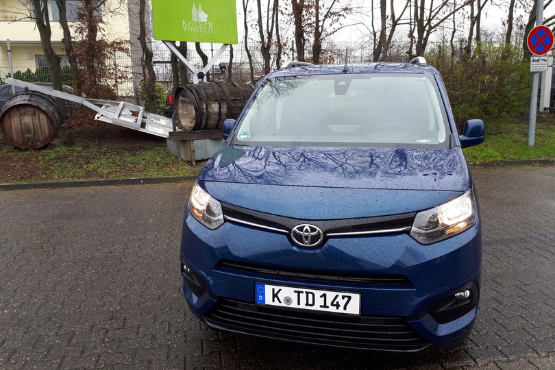 Toyota Proace City Verso: Lastesel mit Charme