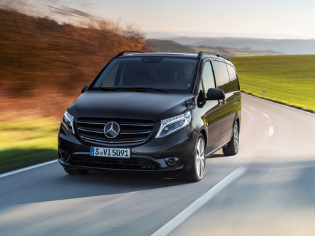 Mercedes-Benz Vito: Altstar in neuem Glanz