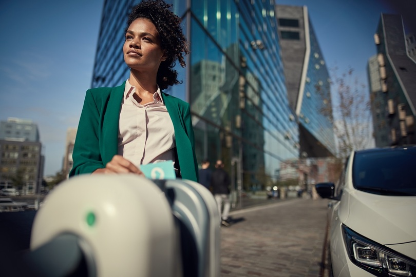 NewMotion ist Ladepartner der Europcar Mobility Group