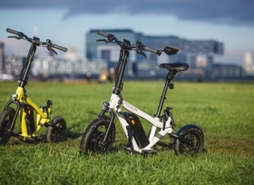 STEEREON C20 & C25 - Hybrid aus E-Bike & E-Scooter